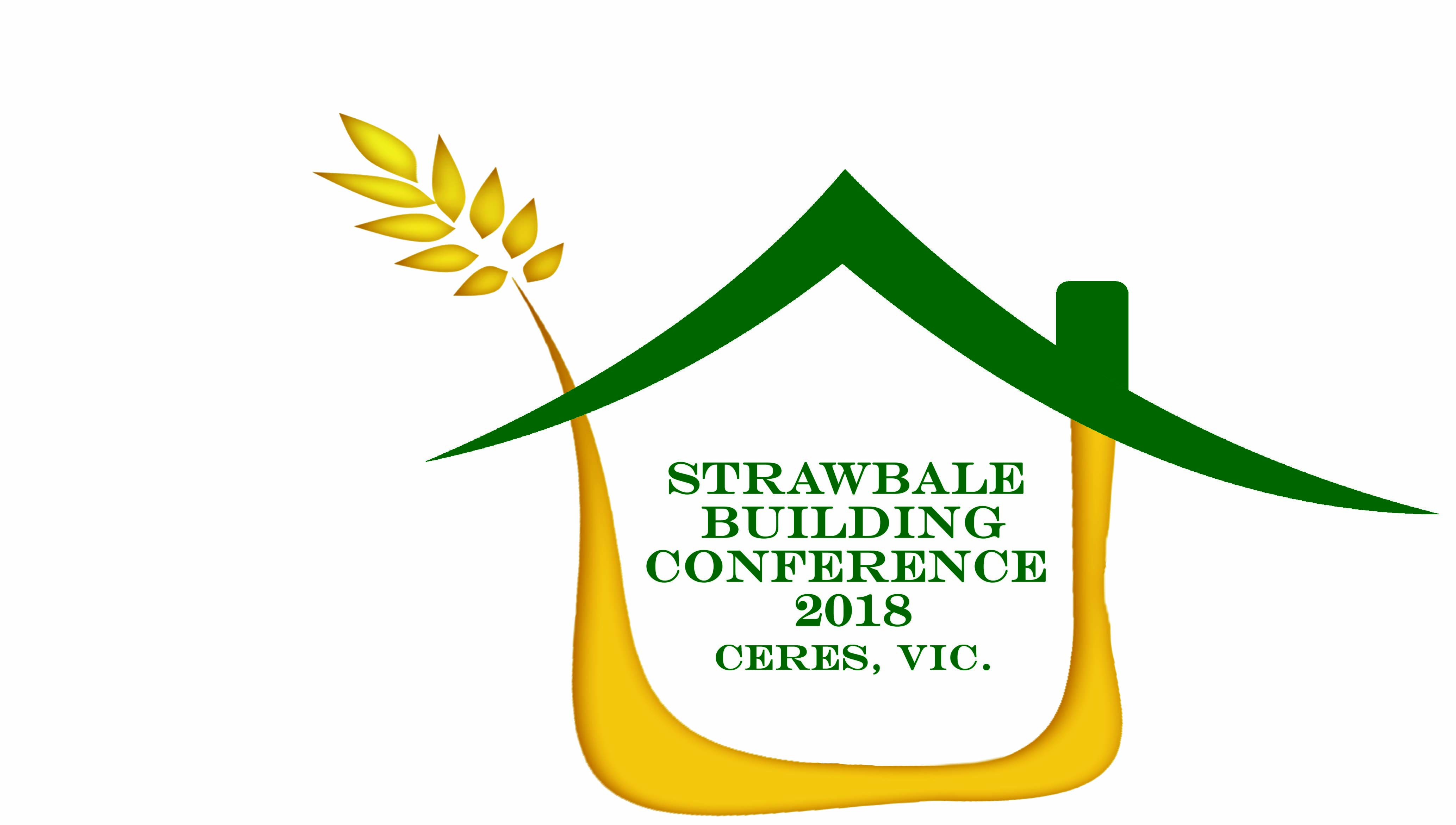 2018 Straw Bale Conference Logo